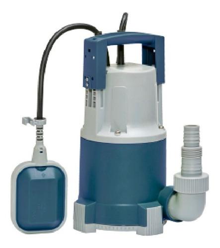 bomba desagote sumergible 400w agua limpia sum l400 pluvius