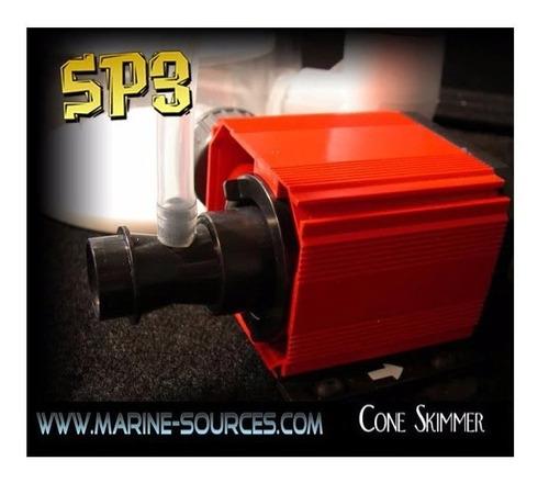 bomba devil red sp3 marine sources skimmer 110v