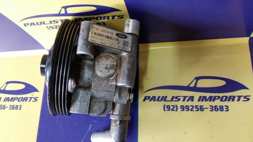 bomba direcao ford edge motor 3.5 v6 2012