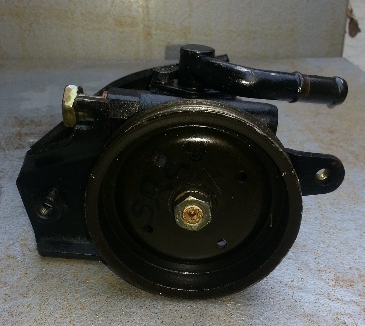 Bomba Direccion Hidraulica Nissan Sr18 Tsuru Sentra 96-98 ...