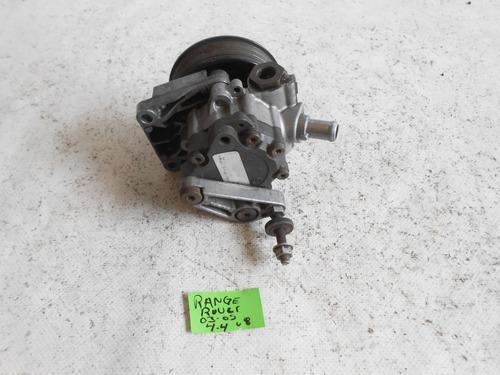 bomba direccion hidraulica range rover 2003 v8 motor 4.4lt.