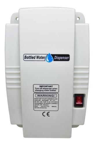 bomba dispensador agua refrigerador cafetera despachadora
