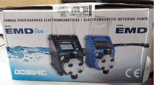 bomba dosificadora a diafragma electromagneticas dosivac