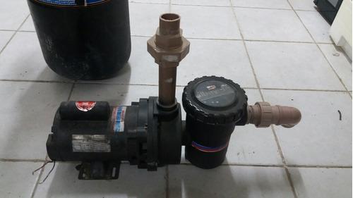 bomba e filtro (127v) e (220v)