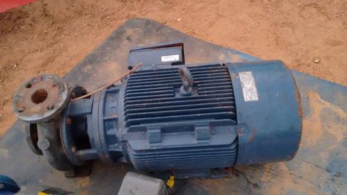 bomba electrica de 25 hp en muy buenas condiciones.