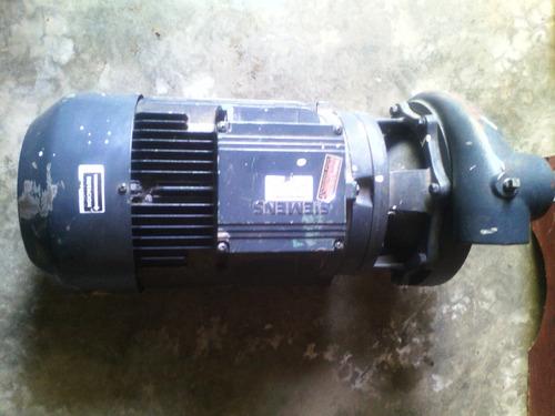 bomba electrica siemens 9 hp trifasica alta presion