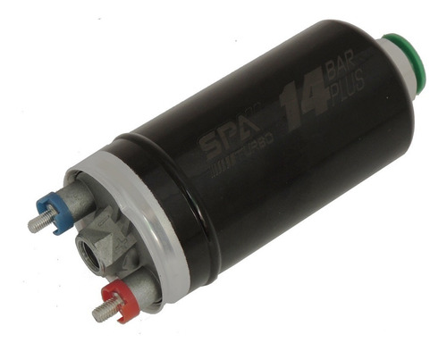 bomba elétrica combustível externa 14 bar spa turbo