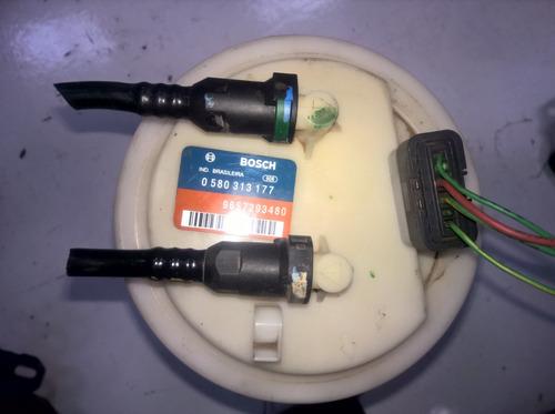 bomba elétrica de combustível peugeot 206 original usado