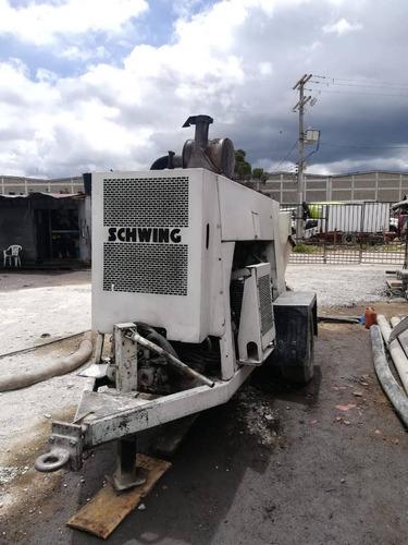 bomba estacionaria sp 500 marca schwing 2012