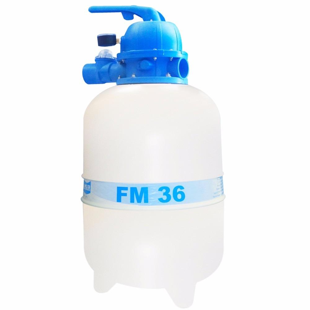 Bomba Filtro Piscina Kit Motor 1 3cv 40 Mil Litros