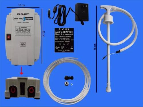 bomba flojet para refrigerador dispensador de agua bw-5000