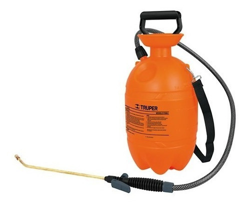 bomba fumigador jardinero 6 litros