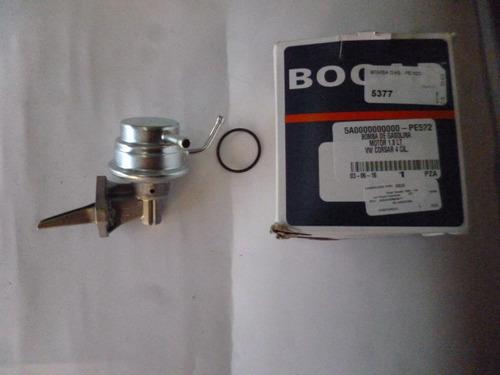 bomba gasolina mecanica a1 a2 corsar motor 1.8lts bocar