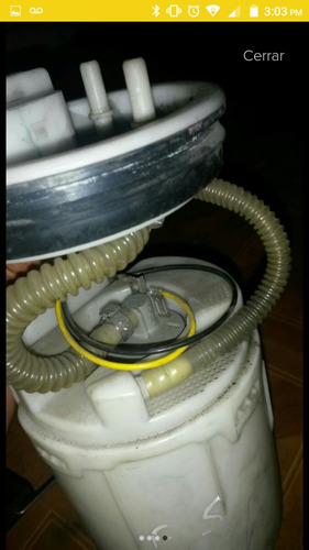 bomba gasolina para