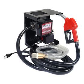 Bomba Gasolina Y Diesel Con Contador De Litros 110v 60lph