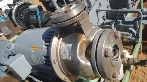 bomba goulds centrifuga 10 hp modelo ssh