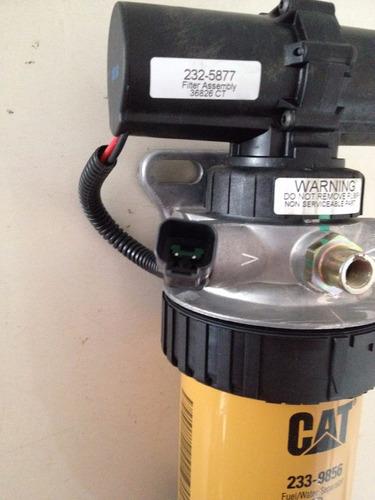 bomba gp-f pr separador caterpillar 232-5877 233-9856