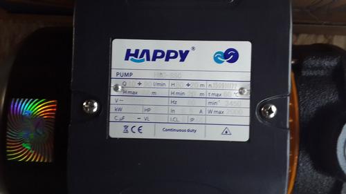 bomba happy, 2 hp, 220 v, multi-etapas, tipo espa.