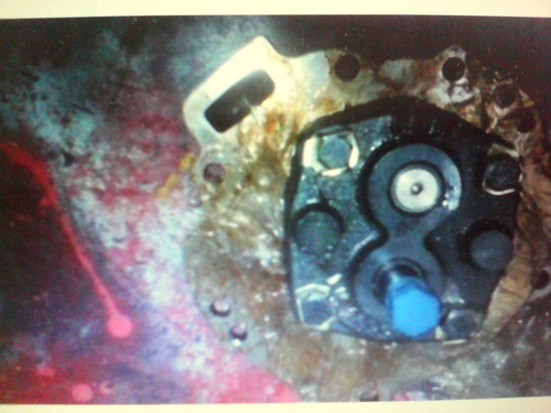 bomba hidraulica cat de barrido 5m7864 o 2260169