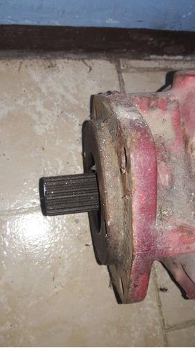 bomba hidráulica de camiones mack trompos