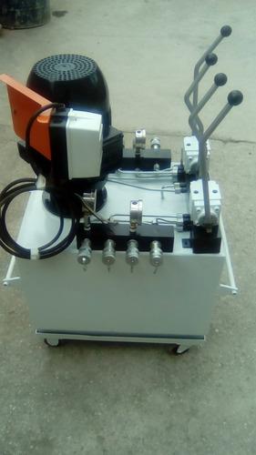 bomba hidráulica elétrica, 10000 psi 700bar