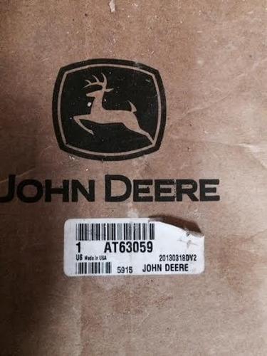 bomba hidraulica john deere  n° parte at63059