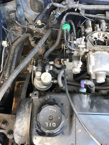 bomba hidráulica mitsubishi colt 1.3 carburador 98