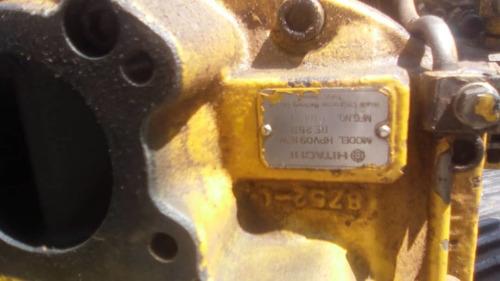 bomba hidráulica para 690 excavador