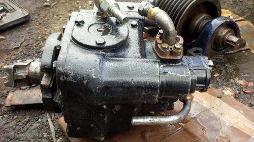 bomba hidraulica sundstrand 23 vibro copactadora o trompo