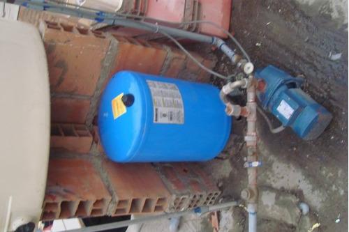 bomba hidroneumatica cisterna tanque elevado