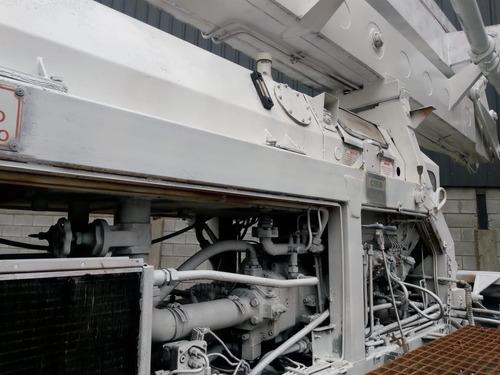 bomba hormigonera italiana motor deutz