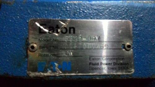 bomba idraulica eaton 3321-47