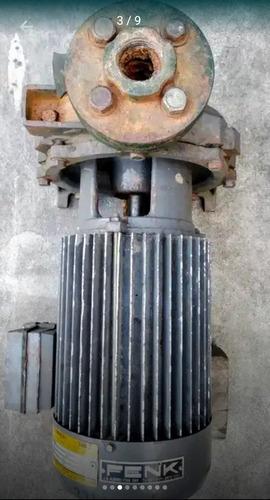 bomba industrial c/brida czerweny