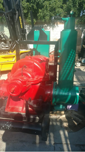 bomba industrial para agua centrifuga 12 pulgadas