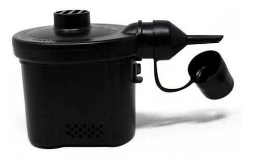 bomba inflable portátil recargable para colchón wenzel 80115