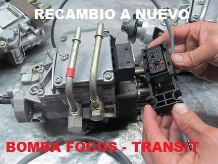 bomba inyectora transit. recambio envios raparacion