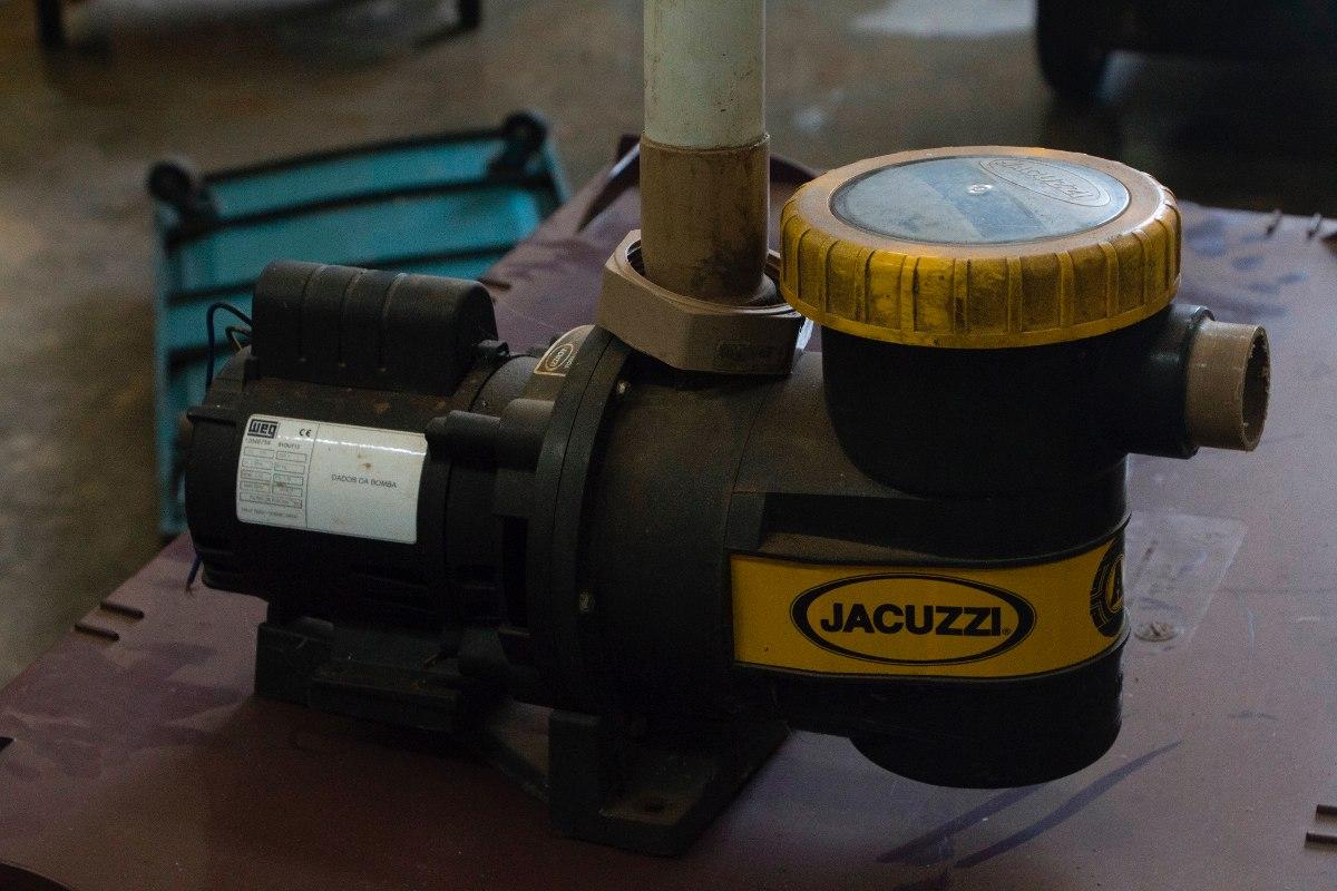 Bomba jacuzzi de piscina 1 2cc 220v motor weg r 450 00 - Motor de piscina ...