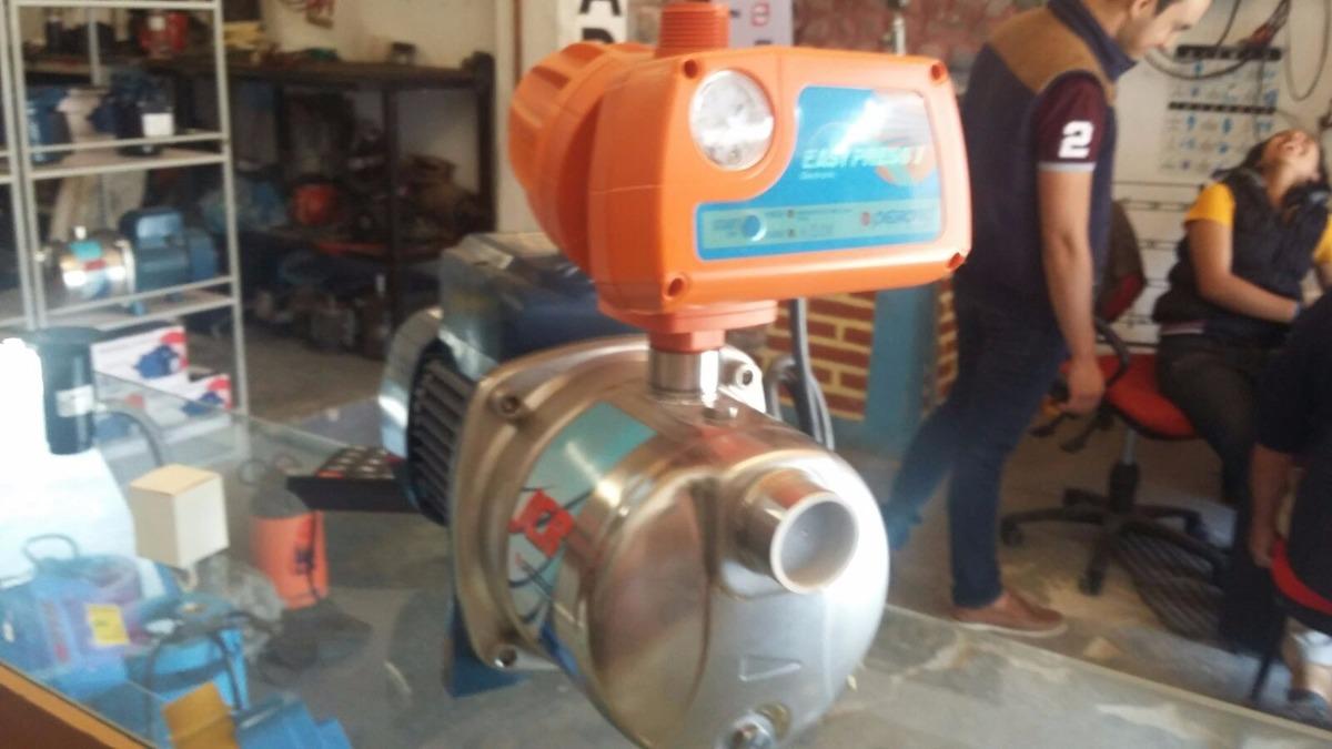 Bomba Jcr Pedrollo Con Easy Press Equipo Hidroneumatico