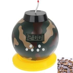 d54e9cdaeeec Reloj Despertador Bomba
