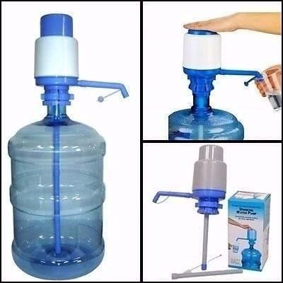 Bomba manual de agua para botellon garrafon bs for Bomba de agua manual