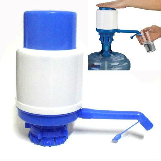 Bomba manual de agua para botellon garrafon restaurante for Bomba de agua manual