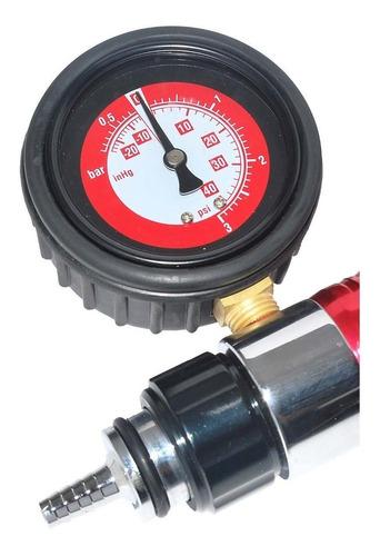 bomba manual de pressão e vácuo