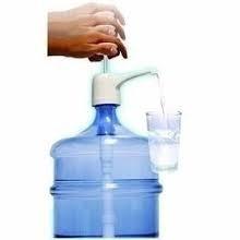 bomba manual p/ galão garrafão de agua 10/20litros