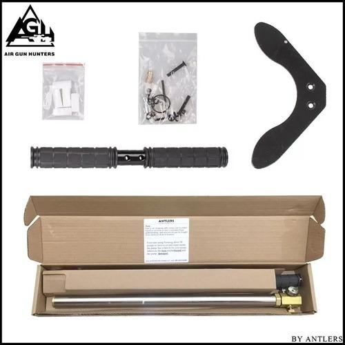 bomba manual pcp de alta pressão 4500psi 300bar //carabina