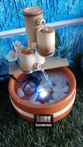 bomba motor submersa luz fonte água aquário bombinha led g