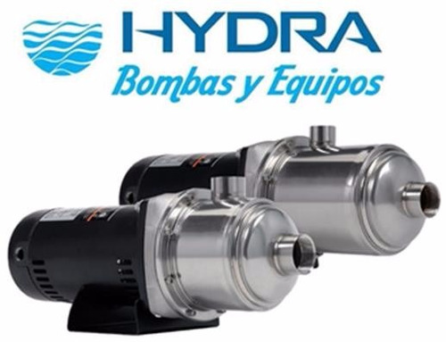 bomba multi-etapas serie mh de 2 hp, 3f, 30 gpm
