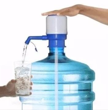 bomba p/ garrafão manual galão de água 10/20 litros