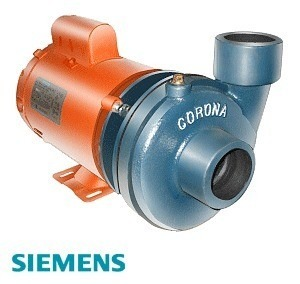 Bomba p agua de 2hp 2 x2 marca siemens 165l m hasta 42 for Marcas de bombas de agua
