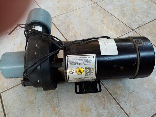 bomba para agua a.o.smith  hp: 3.0 spl usada en buenas con.