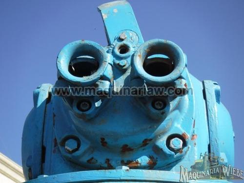 bomba para agua industrial caracol pozo 20 pulgadas 12965
